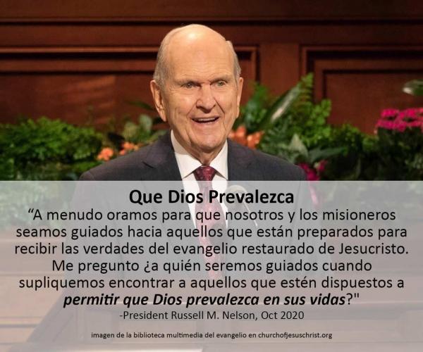 oraciones por nuestros misioneros que dios prevalezca